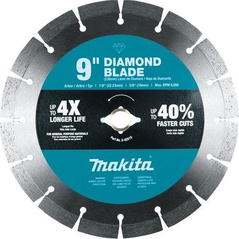 MAKITA DIAMOND BLADE 230mm  SEGMENTED