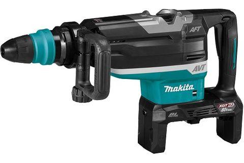 MAKITA 40VMAX X2 (80V)XGT BL AWS 52mm ROTARY HAMMER KIT