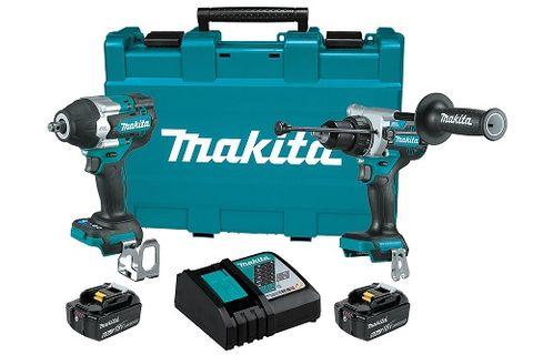 MAKITA 2PC KIT DHP486 DTW700 6AH 18V COMBO KIT