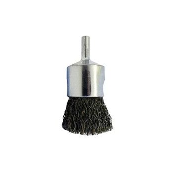 JOSCO BRUSH CUP CR HS 25 6.3 SPINDLE