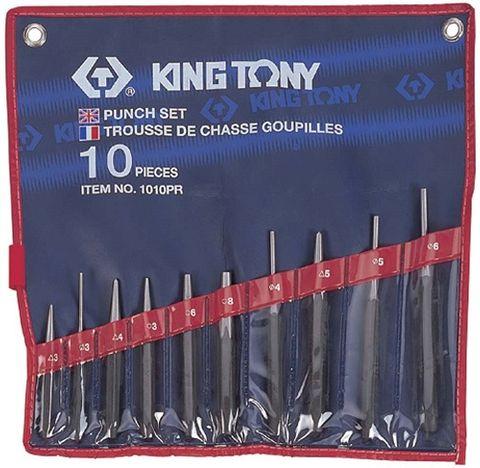 KING TONY PUNCH SET 10PCE
