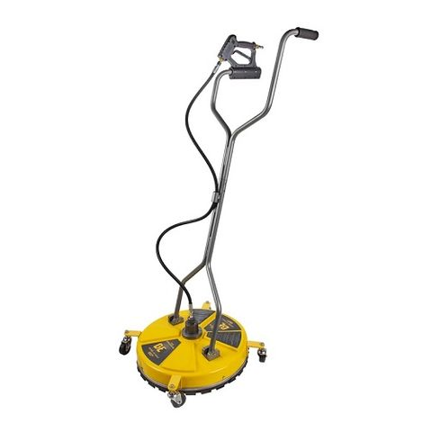"""BE 20""""  WHIRL-A-WAY SURFACE CLEANER"""