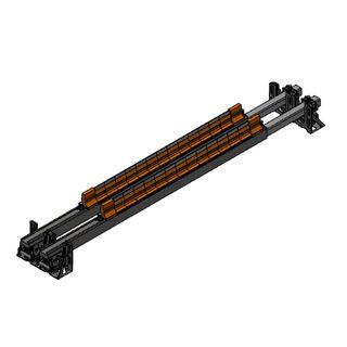 Dual Air Tension Toolsteel Blades