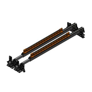 Dual Swivel Air Tension Toolsteel Blades