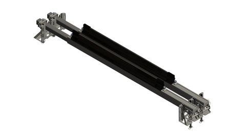 Cleaner TUFF Line Dual Tungsten 1600 Spring Tension FRAS