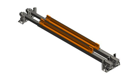Cleaner TUFF Line Dual Tungsten 1600 Air Tension