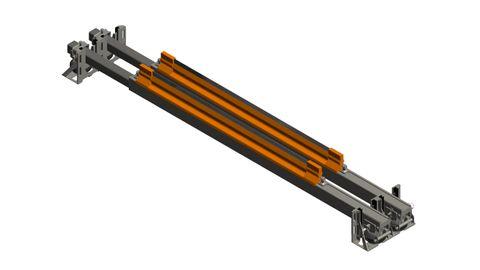 Cleaner TUFF Line Dual Toolsteel 1600 Air Tension
