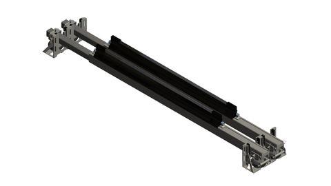 Cleaner TUFF Line Dual Toolsteel 1600 Air Tension FRAS