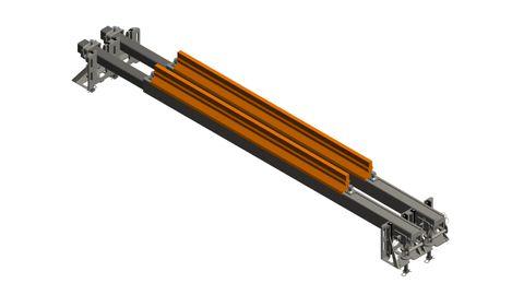 Cleaner TUFF Line Dual Tuffathane 1600 Spring Tension