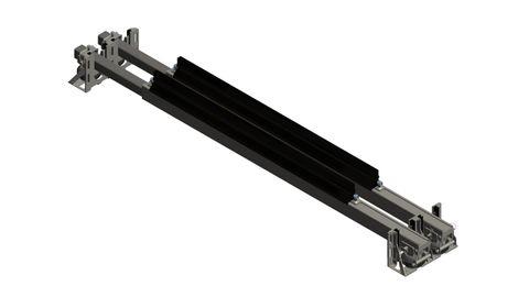 Cleaner TUFF Line Dual Tuffathane 1600 Air Tension FRAS