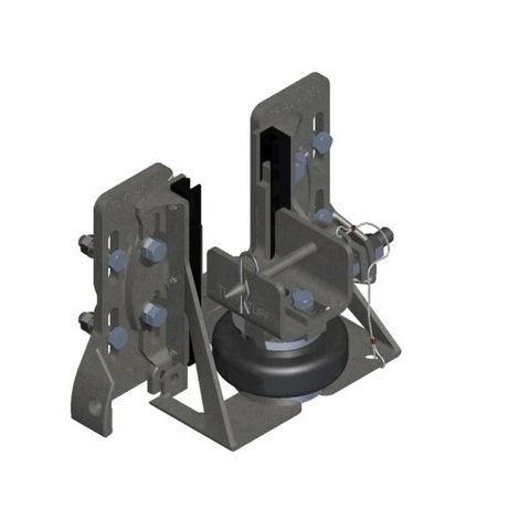 TUFF Line Swivel End Assembly Air Tensioned Operator Side