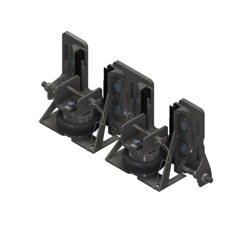 TUFF Line Dual Swivel End Assembly Air Tensioned Operator Side