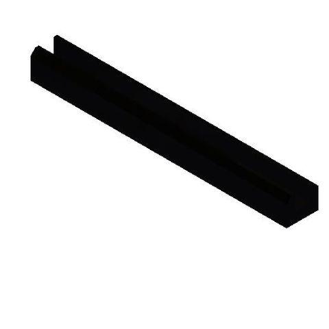 TUFF Line Mounting Bracket Slide Guide Plastic