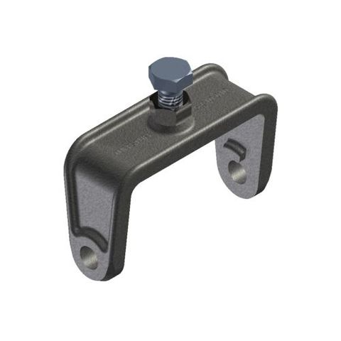 TUFF Line Pole Far Side Mount Clamp with Bolt