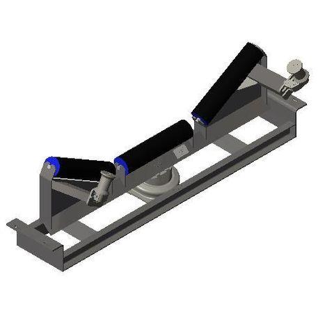 Belt Tracker TUFF Trak EHD 3 Roll Trough 1400