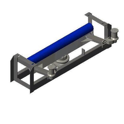 Belt Tracker TUFF Trak 1 Roll Flat Return 0650 SD