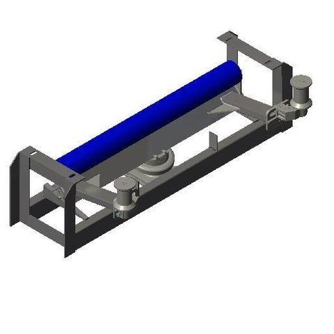 Belt Tracker TUFF Trak 1 Roll Flat Return 1400 HD