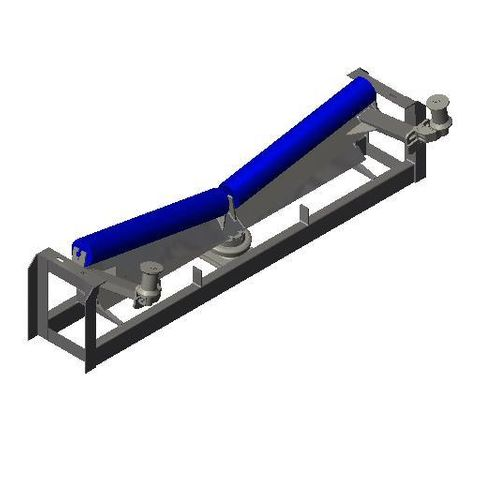 Belt Tracker TUFF Trak 2 Roll Vee Return 0900 HD