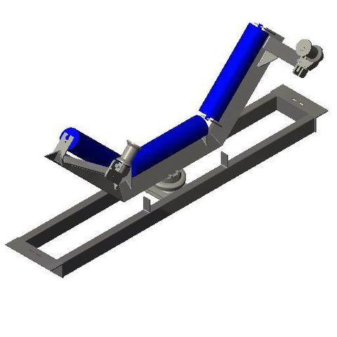 Belt Tracker TUFF Trak 3 Roll Trough 0750 SD