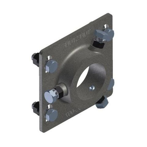 TUFF Vee Plough Torsion Mounting Bracket 60 Dia with Bolts