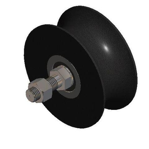 TUFF Guidler Roller Polyurethane - FRAS