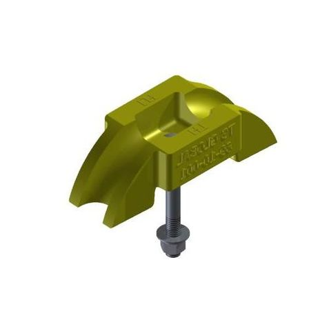Conveyor Structure Saddle c/w Bolt Varithrough Left Hand