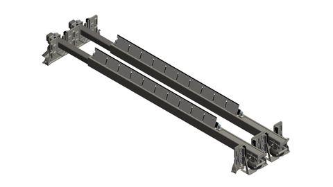 Cleaner TUFF Line Dual Swivel TUFF P Tungsten 1600 Air Tension