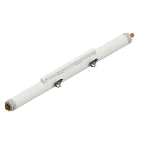 TUFF R Spray Pole 0450 BW c/w 0450 TW, 1000 Pole x 73 Dia