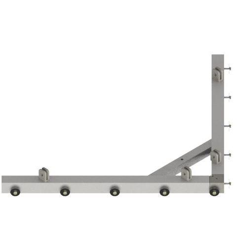 TUFF Vee Plough Floating Failsafe Frame 1500