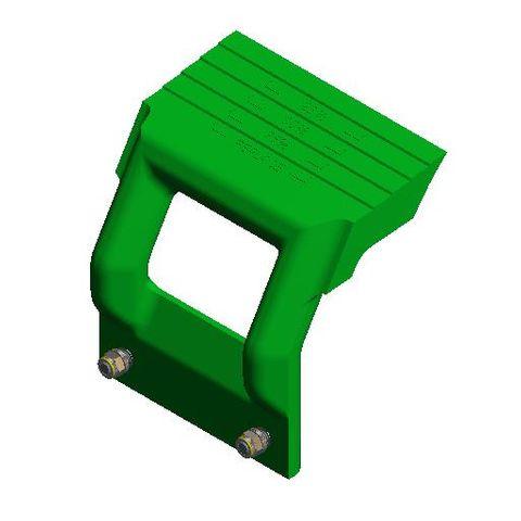 TUFF H Mono Arm Polyurethane S Hi Temperature Green