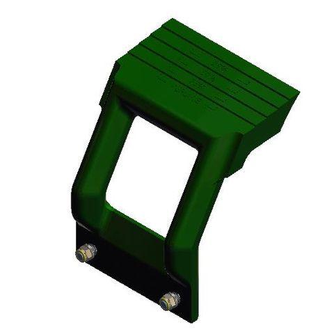 TUFF H Mono Arm Polyurethane M Hi Temperature Green