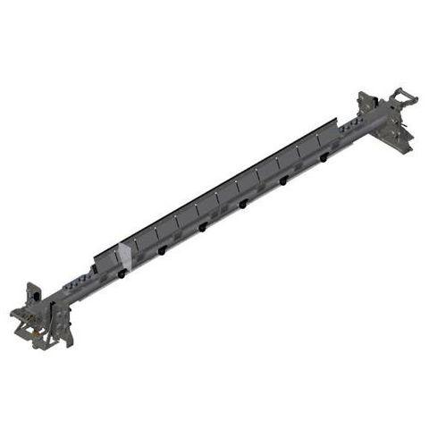 Cleaner TUFF P Spray Retractable Swivel 1800 Tungsten Reinforced Pole Split Rail
