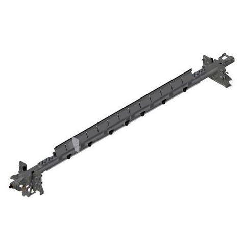 Cleaner TUFF P Spray Retractable Swivel 2000 Tungsten Reinforced Pole Split Rail