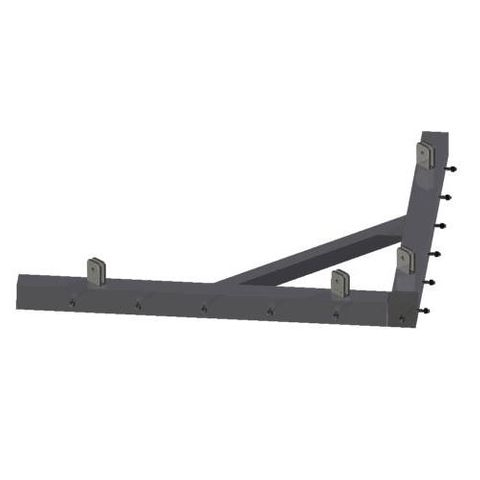 TUFF Vee Plough Floating Failsafe Frame HD 2000
