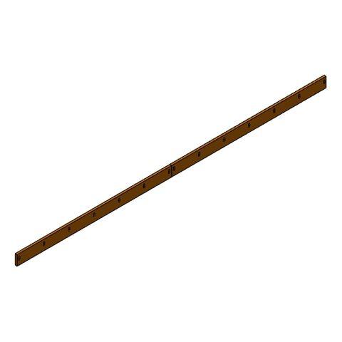 TUFF Diagonal Plough Blade 2000