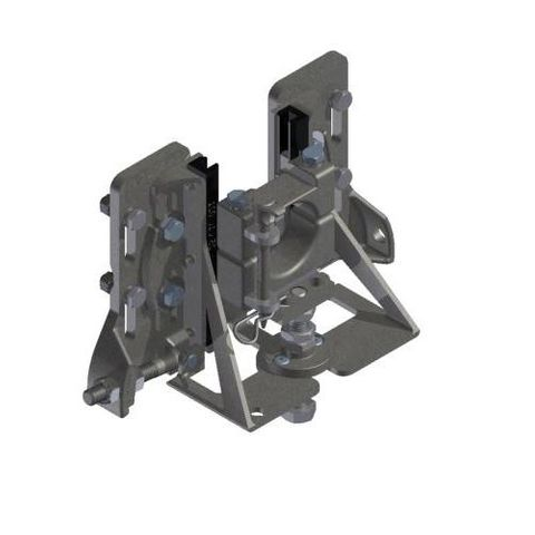 TUFF Retractable Swivel Mount Assembly