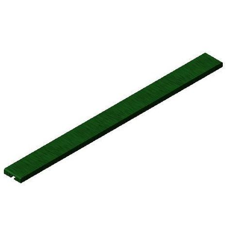 UHMWPE Slider Bar 100 x 25 x 1200