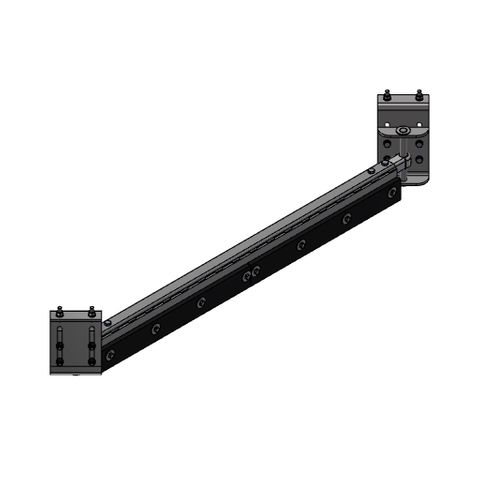 Cleaner TUFF Diagonal Plough 0900 - 1050 FRAS