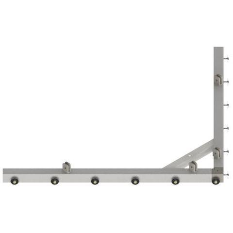 TUFF Vee Plough Floating Failsafe Frame 1800