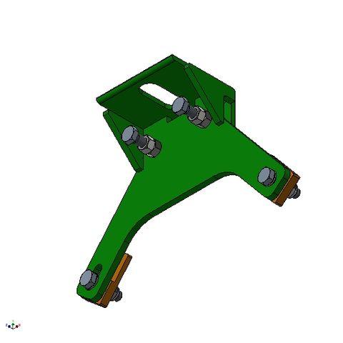 Guidler Nylon BHP WA - MC207 Bracket