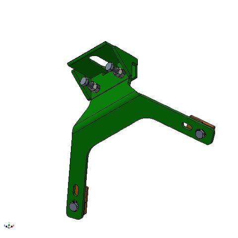 Guidler Nylon BHP WA - MC07 Bracket
