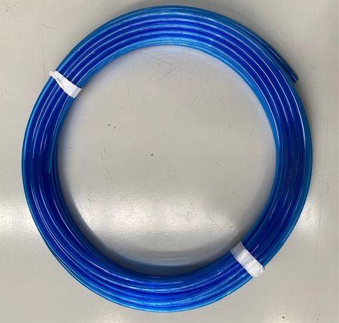 """Air Hose 1/4"""" Blue"""