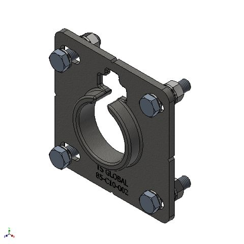 TUFF EP Cleaner Mounting Bracket