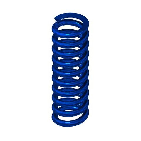 TUFF H and U Heavy Tension Spring - Blue
