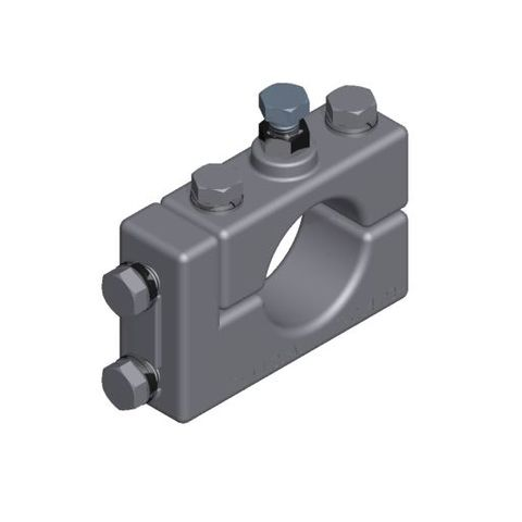 TUFF P and R Clamp Block HD for 73 Dia Poles