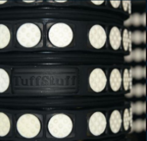TUFF Lagging Ceramic Drive 12mm 1400 CW x 1800 OA