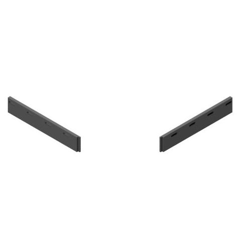 TUFF Vee Plough Torsion Blades 1050 FRAS