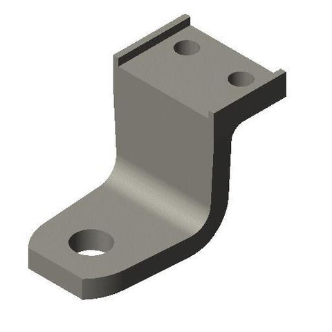 TUFF XHD Spring Tension Operating Arm Bracket Casting