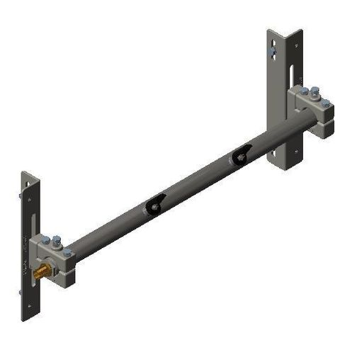 Cleaner TUFF Spray Bar 0450 0950 long x 48 Dia with P Mounts