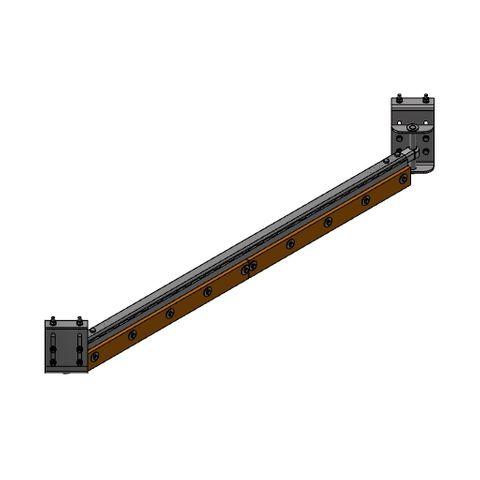 Cleaner TUFF Diagonal Plough 1200 - 1500